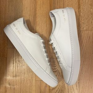 Common Projects Archilles low -white, size 40